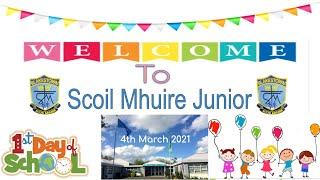 Scoil Mhuire Junior's ASD Class is Open 🎉