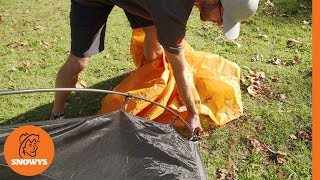 Zempire Mono Hiking Tent - How to setup & pack away