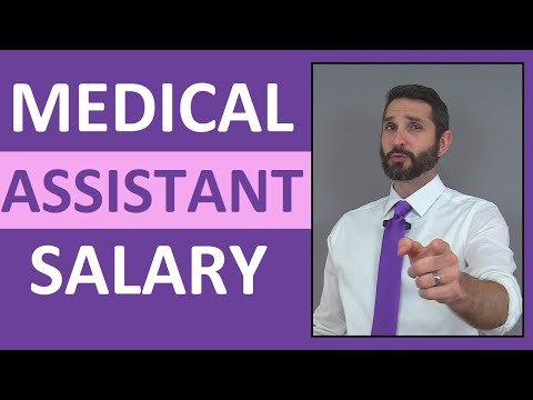Medical Assistant Salary | CMA Salary Averages and Hourly Pay
