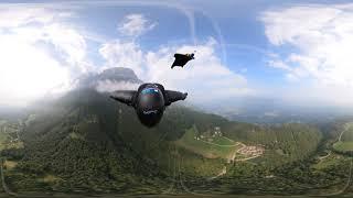 Landing in Trees VR 360