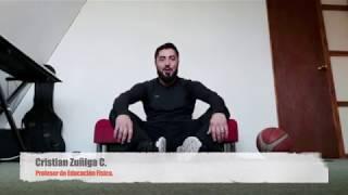 DESAFÍO BÁSQUETBOL III - Prof. Cristián Zúñiga
