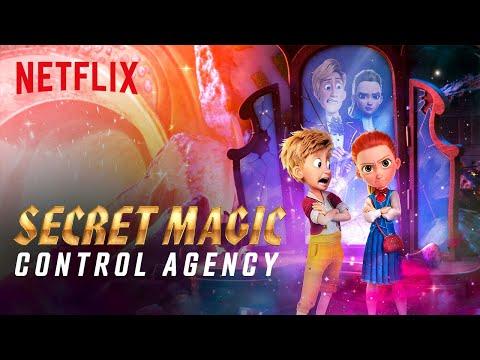 Secret Magic Control Agency ( Sihir Gizli Servisi )