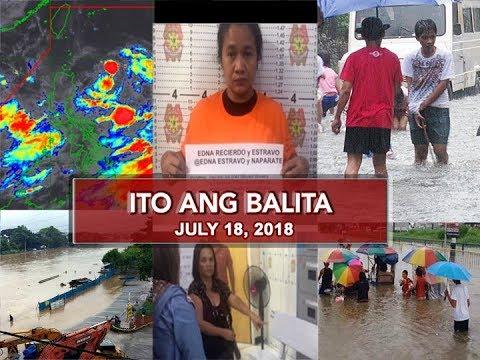 [UNTV]  UNTV: Ito Ang Balita (July 18, 2018)