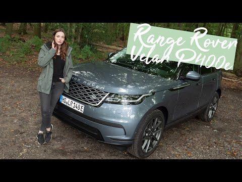 Großer Wagen zu kleinen Kosten? Range Rover Velar S P400e AWD (297 kW) [4K] - Autophorie