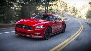 Nuevo Ford Mustang EcoBoost
