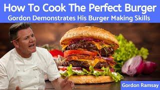 All Natural Gordon Ramsay Hamburger