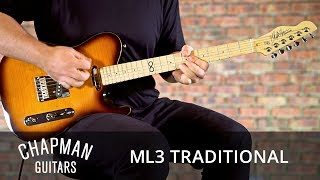 Chapman Guitars ML3 Traditional