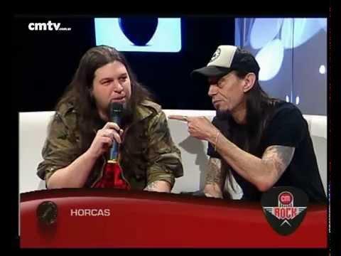 Horcas video Entrevista CM Rock - 30-10-2014