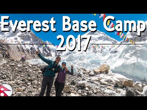 CAMPO BASE DEL EVEREST 2017 ¡Un sueño cumplido! | Etapa 12 - gtmdreams