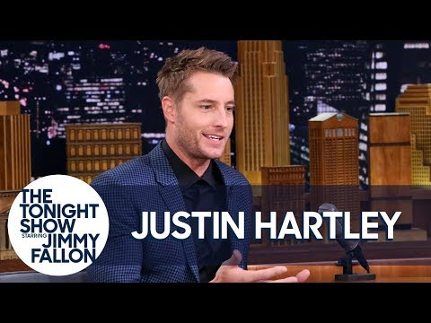 Justin Hartley Got Busted for Pretending to Be Ryan Reynolds for a Fan