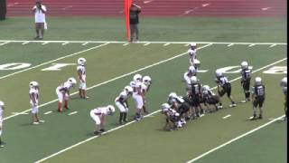 Alvin Yellow Jackets vs. Alvin Raiders - Sophomore (08/22/15)