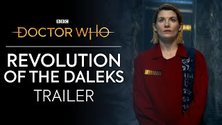 Revolution of the Daleks trailer