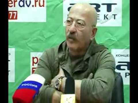 Александр Розенбаум на телеканале Россия (часть 2)