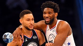Ben Simmons doesn't need to be a great shooter, just better - David Jacoby | Jalen & Jacoby