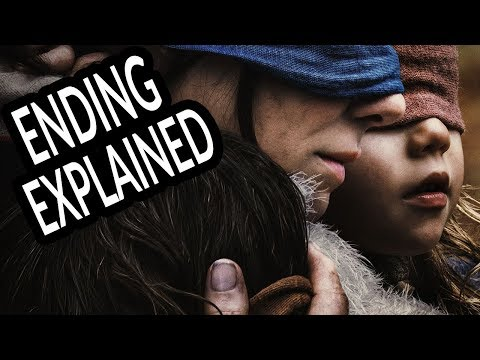 BIRD BOX Ending + Monsters Explained!