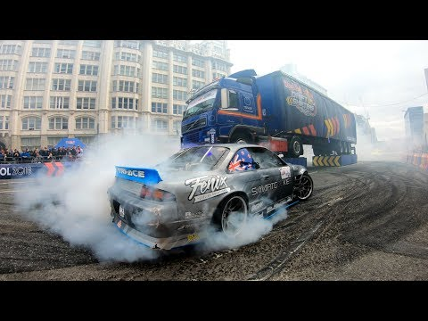 GoPro: Red Bull – Drift Shifters 2018