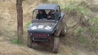 preview picture of video '1.Free Style Trial Lauf in Seltz Elsass Frankreich 2015 der 4x4 dreckspatze.de Ser-Clip 13'
