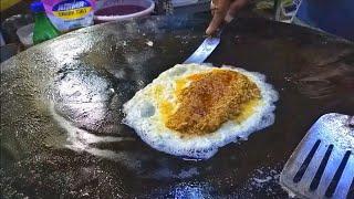 Japanese Egg Fry | Egg Street Food India | Cheesiest Egg Recipes