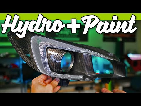Hydro Graphics and Custom Paint | FlyRyde