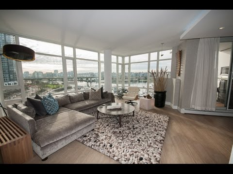Vancouver, BC Yaletown Apartment for Rent ID: 4107