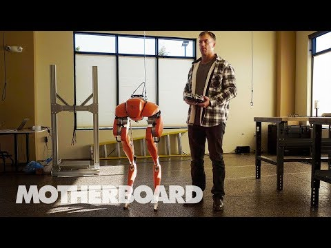 The Two-Legged Robots Walking Into the Future