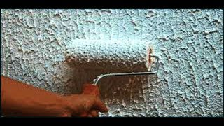 Как -  наносить  фактурную  шубу  на  фасад. How - to apply a textured coat on the facade.