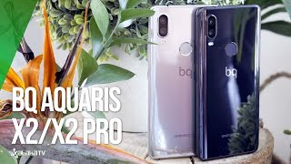 Bq Aquaris X2 y X2 PRO, Primeras Impresiones: DURA COMPETENCIA para Xiaomi y Motorola