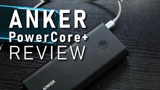 Anker PowerCore+ 26.800 im Test: USB-C Powerbank für Laptops