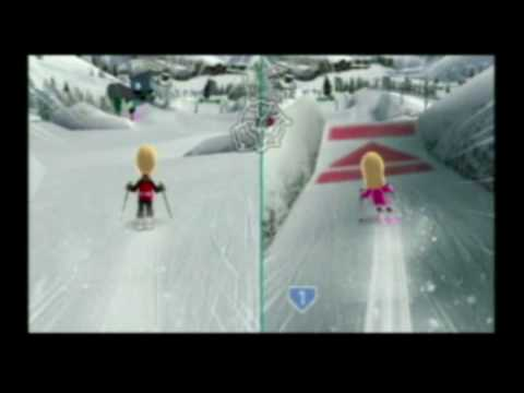 ski and shoot wii review