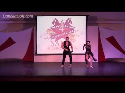 Fernando Schellenber & Nayara Porto Alegre Salsa Congress