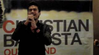 "Christian Bautista ""I'm Already King"""