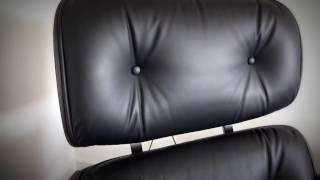 Eames Lounge Chair Black Edtion