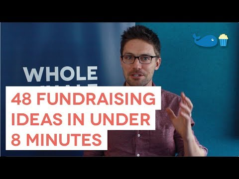 , title : '48 Fundraising Ideas in Under 8 Minutes