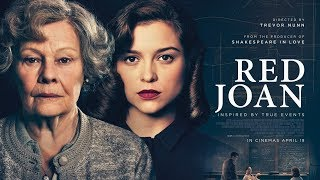 Review - RED JOAN (2019), Judi Dench, Sophie Cookson, Tom Hughes, Dir. Trevor Nunn