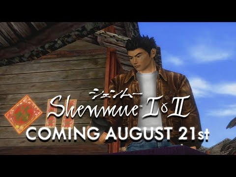 Shenmue I & II Pre-order Trailer thumbnail