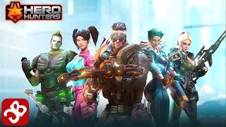 Hero Hunters (By Hothead Games ) - iOS/Android - Gameplay Video