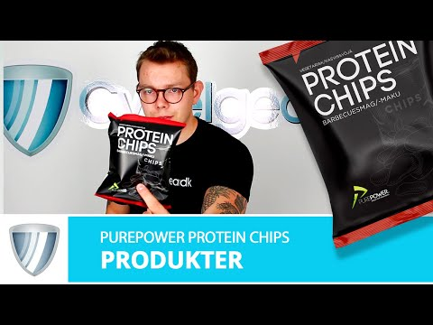 Purepower Protein Chips Barbecue 20g video