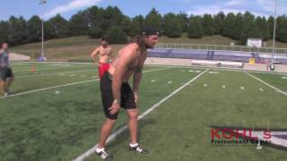 NFL PRO Punters Big Ball Competition - Football Tournaments