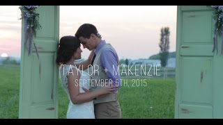 Taylor + MaKenzie Justice Wedding