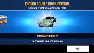 Asphalt 8: Unlocking the Aston Martin One-77