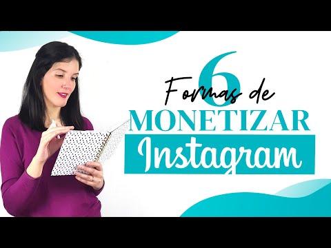 6 Formas De Monetizar Instagram | Comunicazen