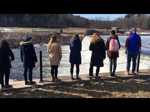 EGR100 Engineering for Everyone | The Historic Mill River