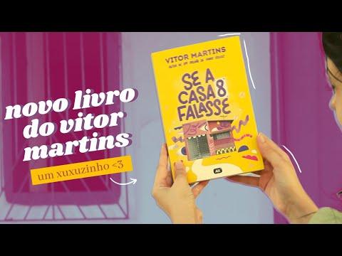 SE A CASA 8 FALASSE, de Vitor Martins ? | RESENHA (sem spoilers)