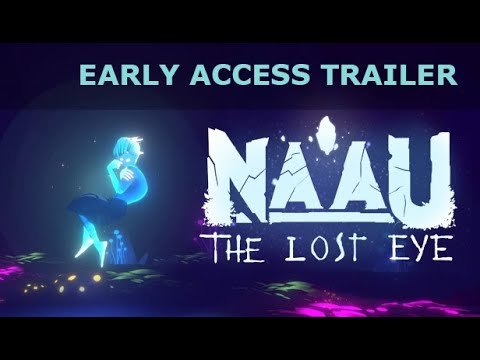 Announcement Early Access Trailer de Naau: The Lost Eye