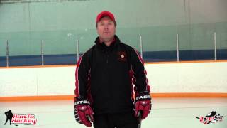 Tips For Stopping In Hockey: Skating Series Episode 6