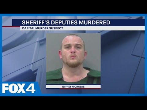 2 Concho County sheriff's deputies killed responding to dog complaint