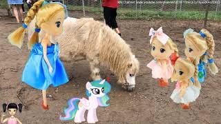 BabyBus - Tiki Mimi và Trò Chơi bé đi chơi công viên