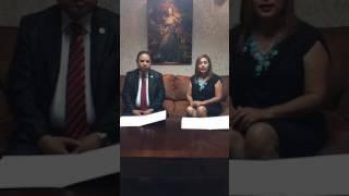 Colegio de Abogados firma convenio con la empresa de eventos Historias en Papel