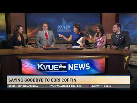 Cori Coffin says goodbye to KVUE News