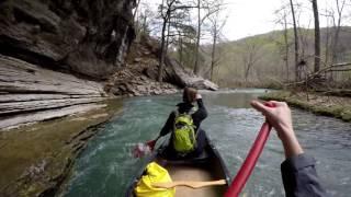 Canoeing The Buffalo River, Arkansas (Ponca To Kyles Landing)